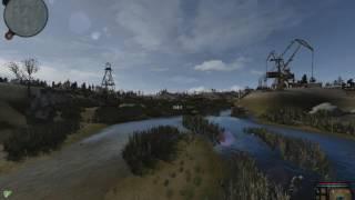call of chernobyl 1.4.22 дальность прицел бинокль километр