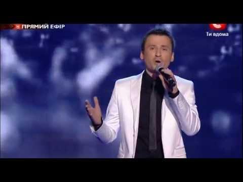 Х-фактор 2 онлайн. Дмитрий Гира 8 эфир. 10.12.2011