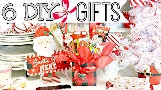 🎄6 DIY DOLLAR TREE CHRISTMAS GIFT IDEAS 2019🎄
