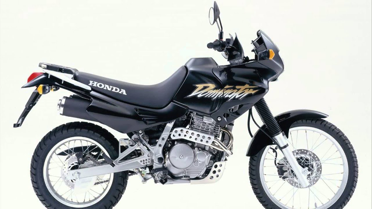Honda Xr650L For Sale >> honda domator nx650 - YouTube