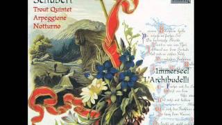 Schubert Piano Quintet in A Major, D 667 'Trout'_4th movement