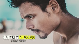 EL MEJOR CONSEJO PARA MANTENERTE ENFOCADO - MOTIVACION PERSONAL PARA EMPRENDEDORES thumbnail