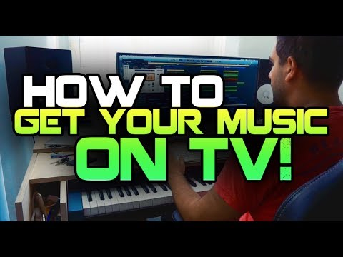 How To Get Your Music On TV! [Sync Licensing Tutorial]