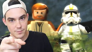 MandR Plays: LEGO Star Wars The Complete Saga: Episode 3 Revenge Of The Sith