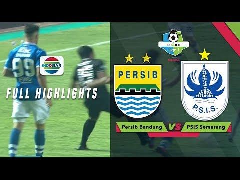 Persib Bandung 1 Vs Psis Semarang 0 Full Highlight