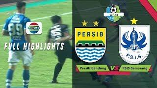 Persib Bandung (1) vs PSIS Semarang (0) - Full Highlight | Go-Jek Liga 1 Bersama Bukalapak