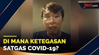 Kritik Keras dr Tirta soal Pembiaran Kerumunan Hajatan Habib Rizieq - JPNN.com