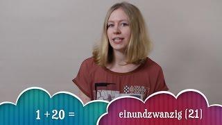 Урок 5. 1. Счет в немецком языке. Бесплатный курс немецкого от Parlevu