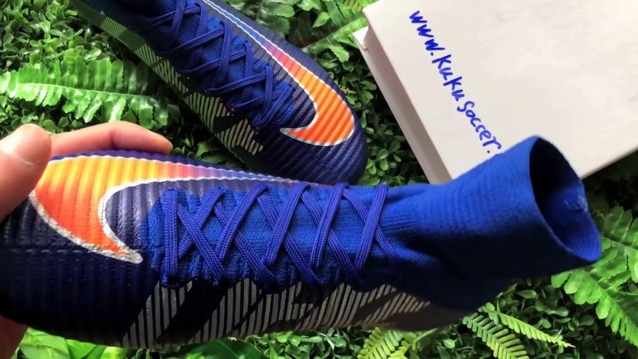 cb185d906 Nike Mercurial Superfly V Lieke Martens FG Special Edition - YouTube