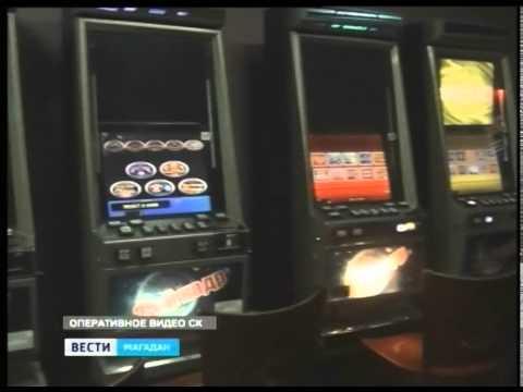 Игровые автоматы в подвале жилого дома обнаружили сотрудники полиции