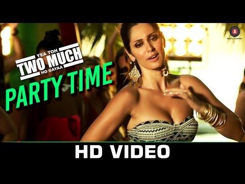 Party Time - Yea Toh Two Much Ho Gayaa | Jimmy Shergill & Bruna Abdullah | Bhoomi Trivedi