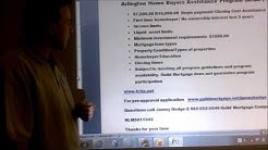 Arlington Home Buyers Assistance Program