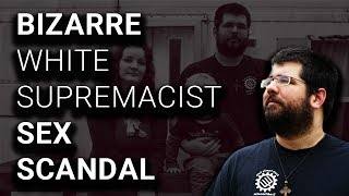 White Supremacist Leader Arrested Following Affair w/ Mother-in-Law