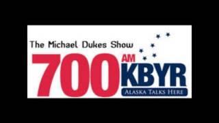 Paul on KBYR Radio Alaska