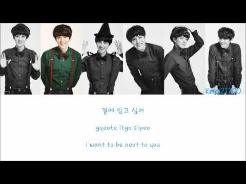 EXO - The Star (Korean)  [Hangul/Romanization/English] Color & Picture Coded HD