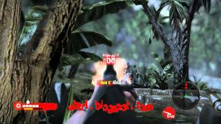 Dead Island Kill Montage with Endless Zombie Hordes - using Community MOD Pack - PC