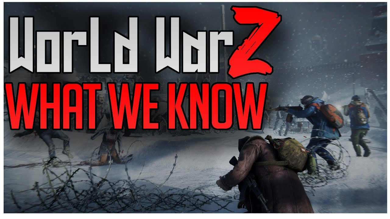 World War Z GAME | What We know so far
