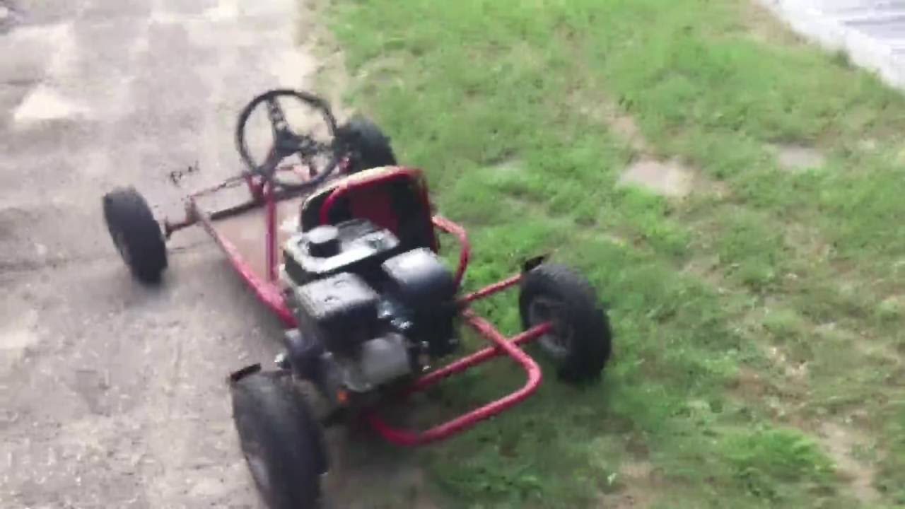 Go Kart Tips For Swapping Briggs & Stratton w/ Predator 212cc 6 5HP Engine