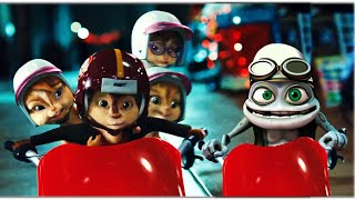 Baixar Crazy Frog - Axel F | Alvin and the Chipmunks