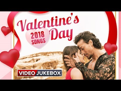Valentine's Day 2018 - Video Jukebox   Best Bollywood Romantic Songs   New Love Songs Jukebox