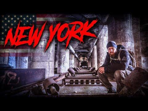 LOST PLACE SECURITY hält mich NICHT auf! New York | Fritz Meinecke