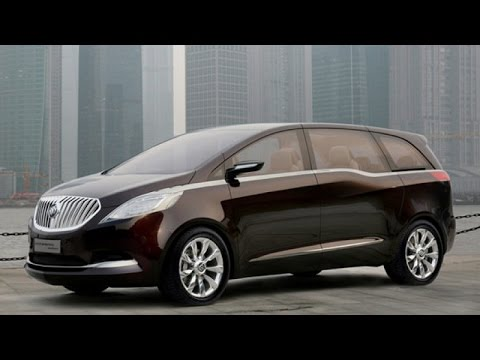 2009 Buick Business Concept Youtube