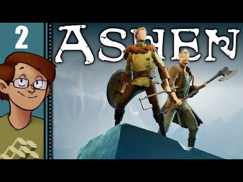 Let's Play Ashen Part 2 - This Is My Happy Mace thumbnail