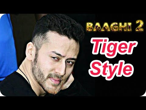 Baaghi 2 || Climax Shooting || Tiger Shroff || New Super Hair Style