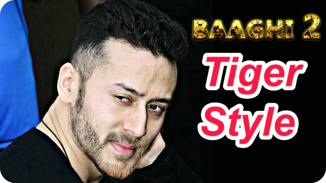 Baaghi 2 Climax Shooting Tiger Shroff New Super Hair Style