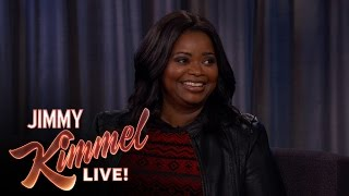 Octavia Spencer Ran Naked After Losing Obama Bet