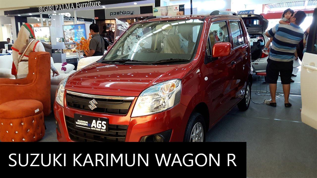 2017 Suzuki Karimun Wagon R