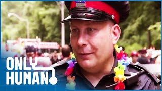 Badge of Pride (LGBT+ Police Force Documentary)   Only Human