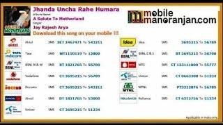 Jhanda Uncha Rahe Hamara - A Salute to Motherland