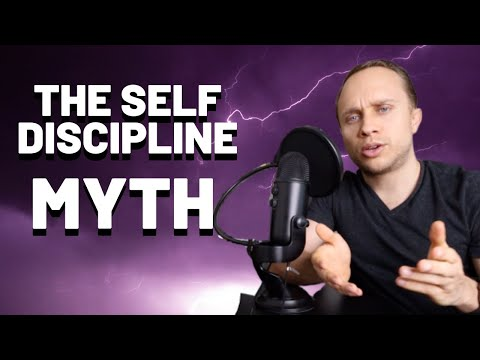 Why SELF-DISCIPLINE Is a MYTH | How to STAY MOTIVATED