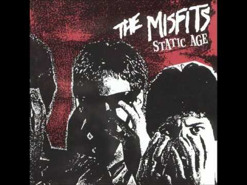 "The Misfits ""Some Kinda Hate"" Album: Static Age"