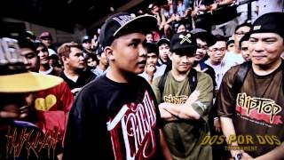 Repeat youtube video FlipTop - Shehyee/Smugglaz vs Stielo/JayTee @ Dos Por Dos Tournament