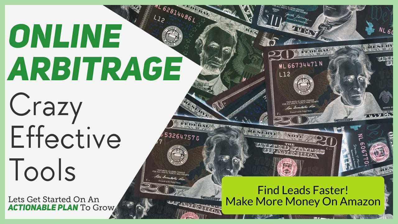 Download Online Arbitrage With Tactical Arbitrage