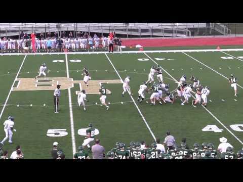 The Lovett School JV/9th grade football vs Blessed Trinity, 2014