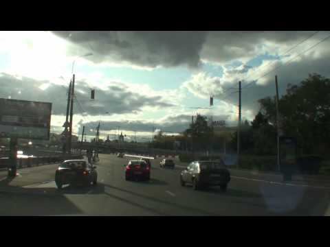 HD Weekend drive #2 (Moscow)