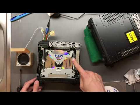 How To Clean the Laser on a CD Player - Audio 10 CD