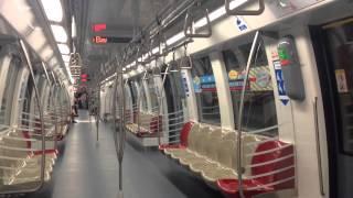 [HD](Showcase) New Circle Line train debuts!