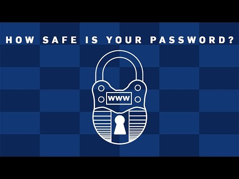 How safe is your password?