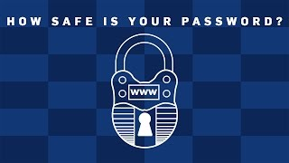 How Safe is Your Password? | Brit Lab