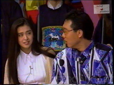왕조현 (王祖賢,Joey Wong) - 『1993年「일요일일요일밤에」【일요스페셜】』