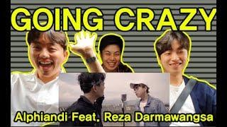 Gambar cover [REAKSI] Orang korea TREASURE13 'GOING CRAZY' COVER Alphiandi Feat. Reza Darmawangsa