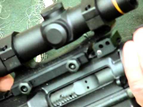 Gunblast.com - Leupold VX-R Riflescope with Pig Plex Reticle