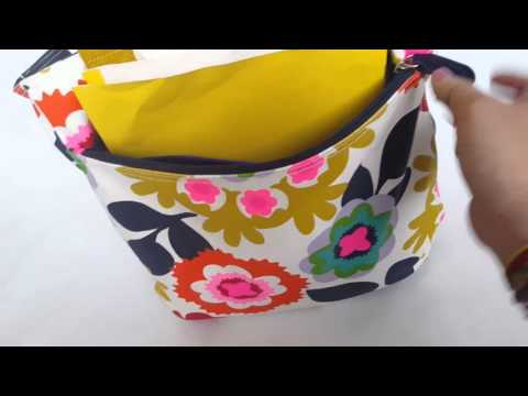 What's in my bag! | Target French Bull Yoga Tote