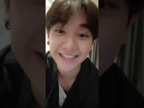 [LIVE IG] 10082019 || Joong And Nine Live Instagram