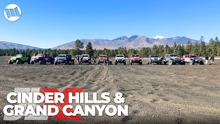 JLX : REUNION - 1st Annual Jeep JL Wrangler Nitto JL-Experience | PART 4 - Overland to Grand Canyon