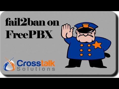 fail2ban on FreePBX